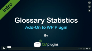 A Guide to Using the skins and statistics add-ons for the CM tooltip WordPress Plugin